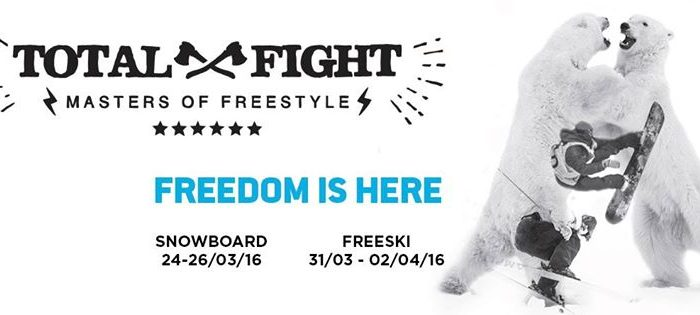 Total Fight Masters of Freestyle 2016