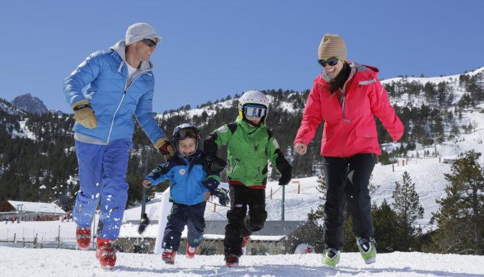 ski kids