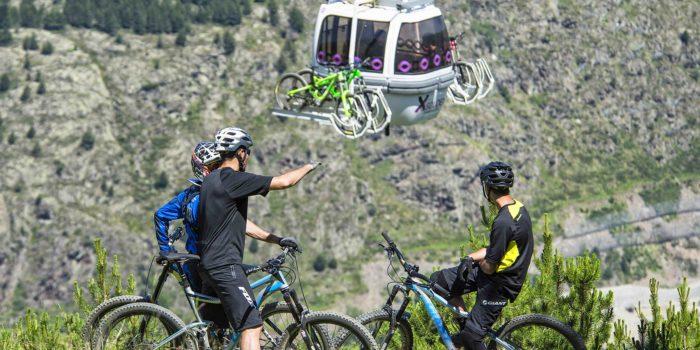 bicicleta verano