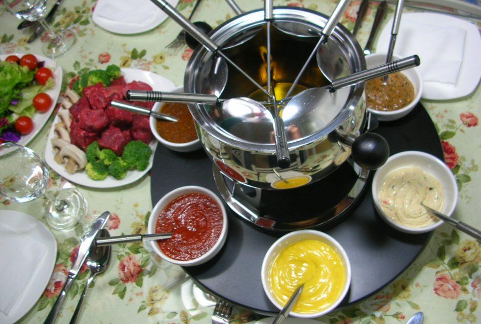 fondue bourgignonne