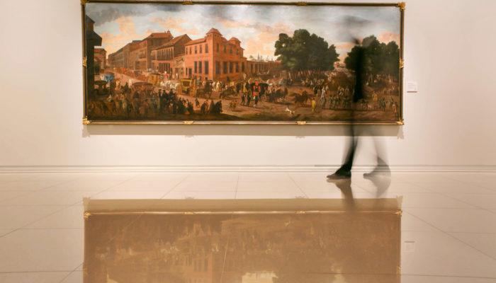 Inauguració Museu Thyssen. Allées et venues. 15-02-2018