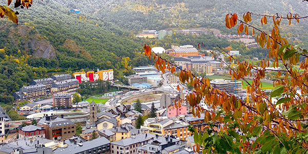 Otoño-Andorra